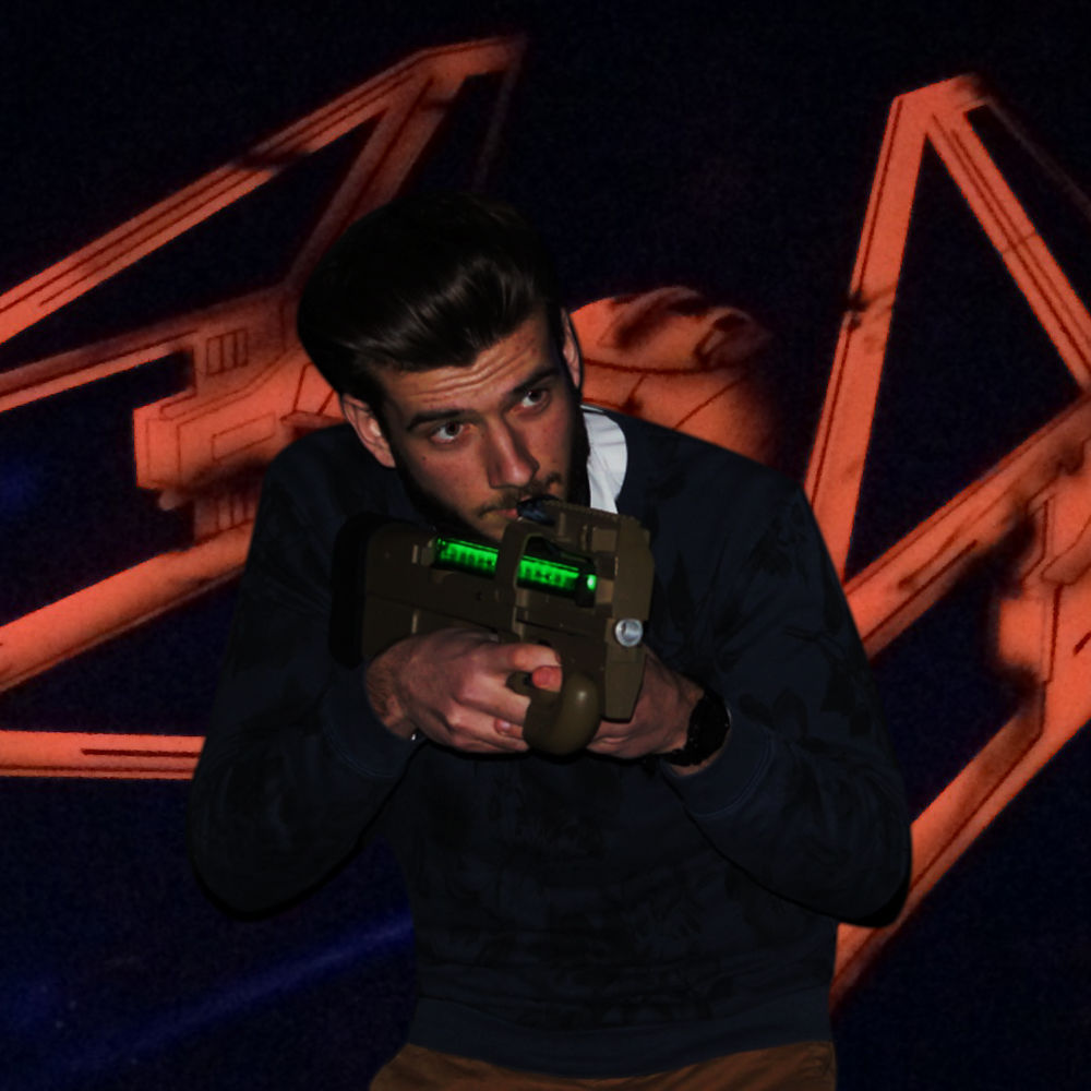 Laser game Vaucluse
