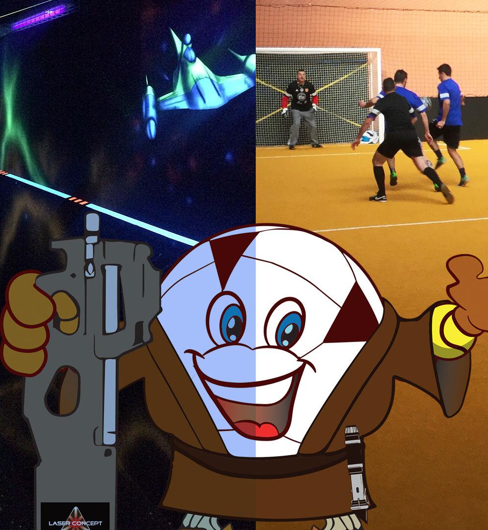 Activités comité d'entreprise laser game Avignon