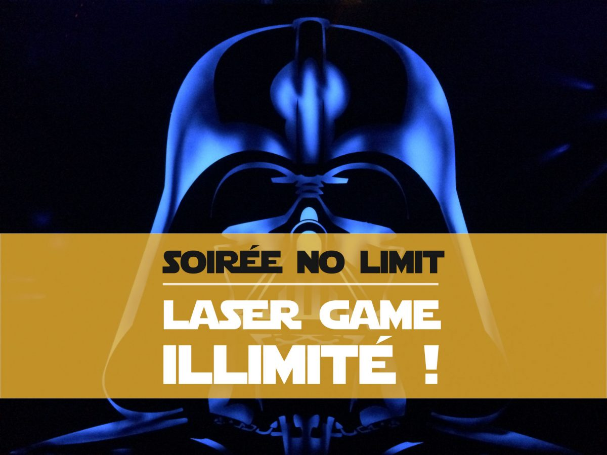 Soirée no limit laser game