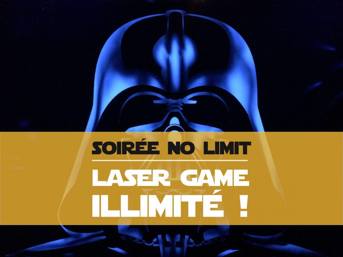Soirée no limit laser game