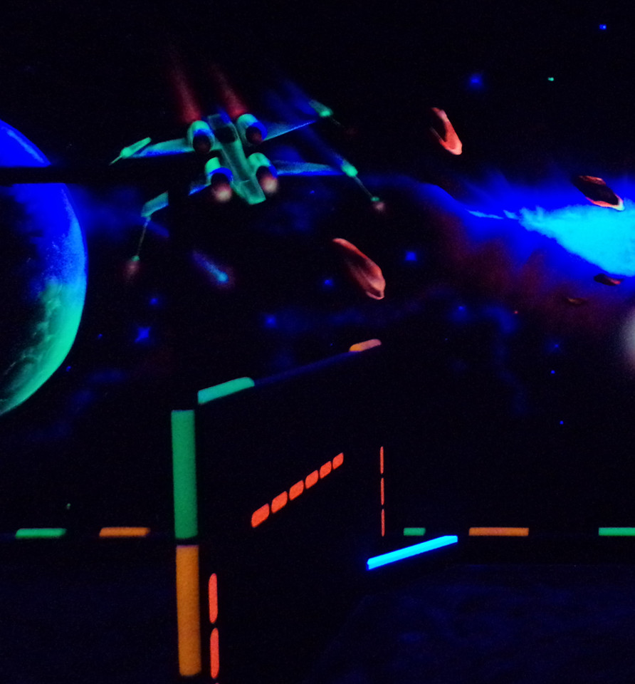 Laser kart Vaucluse règles du jeu