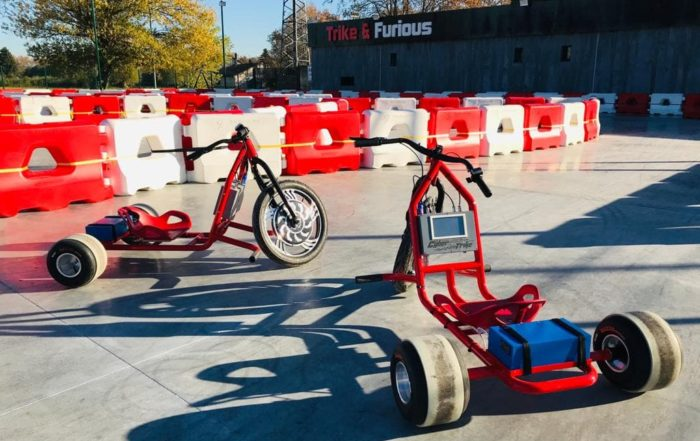 Trike and Furious Karting Avignon