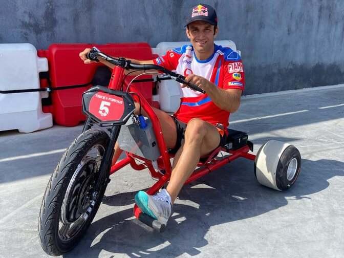 Karting Avignon Trike and Furious